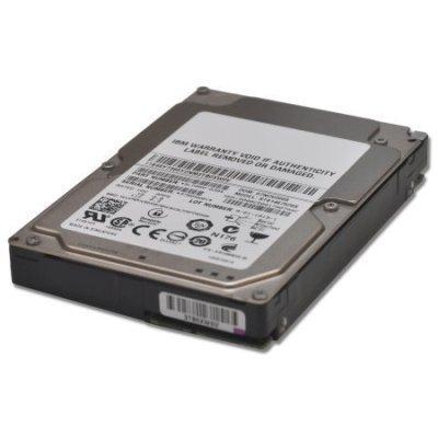 Жесткий диск серверный Lenovo IBM 600GB 00MJ145 (00MJ145)Жесткие диски серверные Lenovo<br>600GB 2.5 10K rpm 6Gb SAS HDD, for V3700 SFF<br>