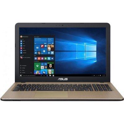 Ноутбук ASUS X540LJ-XX187T (90NB0B11-M03910) (90NB0B11-M03910)Ноутбуки ASUS<br>Intel Core i5-5200/4GB/500GB/DVD-RW/15.6 HD/NV920M 1GB/Wi-Fi/Windows 10<br>