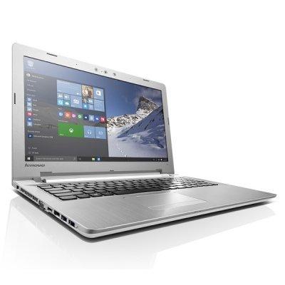 Ноутбук Lenovo IdeaPad 510-15ISK (80SR00B8RK) (80SR00B8RK)Ноутбуки Lenovo<br>15.6(1920x1080 (матовый))/Intel Core i7 6500U(2.5Ghz)/12288Mb/1000Gb/noDVD/Ext:nVidia GeForce 940MX(2048Mb)/Cam/BT/WiFi/39WHr/war 1y/2.2kg/white/W10 + IPS, 2 cell, 65W<br>