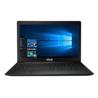 Ноутбук ASUS X553SA-XX137T (90NB0AC1-M04470) (90NB0AC1-M04470)Ноутбуки ASUS<br>Cel N3050/2GB/500GB/DVD-RW/15.6 HD/UMA/Wi-Fi/Windows 10<br>