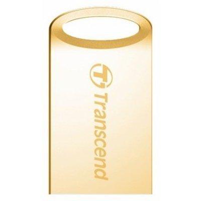 USB накопитель Transcend 32GB JETFLASH 510 золотой (TS32GJF510G) transcend transcend jetflash 710 32гб