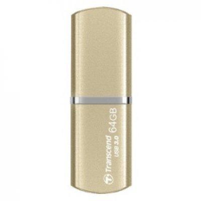 USB накопитель Transcend 64GB JETFLASH 820 золотистый (TS64GJF820G)