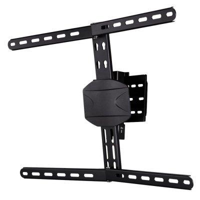 Кронштейн для ТВ и панелей настенный Hama Curved TV 32-90 черный (118642) кронштейн hama h 118114 черный для жк настенный наклон