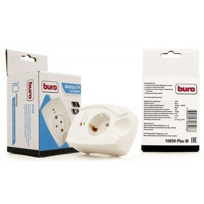 ������� ������ Buro 100SH-Plus-W (1 �������) ����� (100SH-PLUS-W)