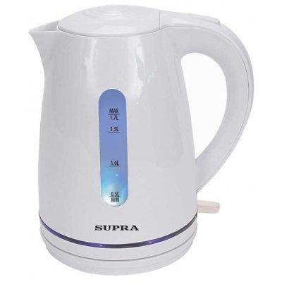 Электрический чайник Supra KES-1729 белый (KES-1729) электрический чайник supra kes 2008 kes 2008