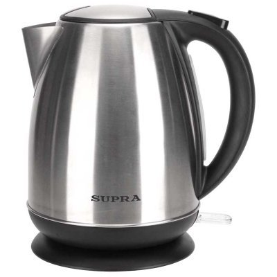 Электрический чайник Supra KES-1733N серебристый (KES-1733N)