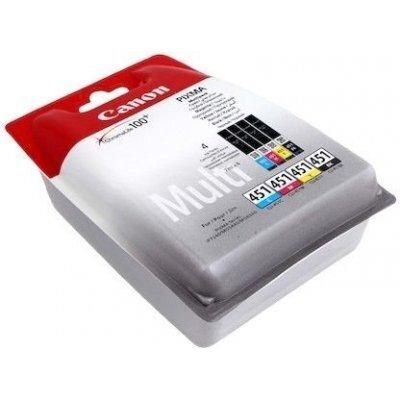 Картридж для струйных аппаратов Canon CLI-451C/M/Y/Bk iP7240/MG (6524B004) (6524B004) картридж для принтера colouring cg cli 426c cyan