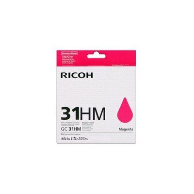 Картридж для струйных аппаратов Ricoh GC 31KH пурпурный (405703)