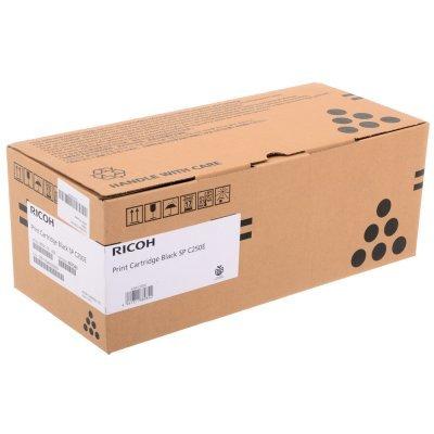 Тонер-картридж для лазерных аппаратов Ricoh тип SP C250E черный (407543)Тонер-картриджи для лазерных аппаратов Ricoh<br>Принт-картридж тип SP C250E (2K) черный Ricoh SP C250DN/C250SF<br>