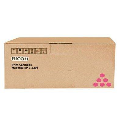 Тонер-картридж для лазерных аппаратов Ricoh тип SP C250E малиновый (407545)Тонер-картриджи для лазерных аппаратов Ricoh<br>Принт-картридж тип SP C250E (1.6K) малиновый Ricoh SP C250DN/C250SF<br>