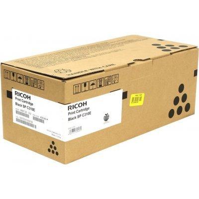 Тонер-картридж для лазерных аппаратов Ricoh тип SPC310E черный (407638)Тонер-картриджи для лазерных аппаратов Ricoh<br>Принт-картридж тип SPC310E (2,5K) черный Ricoh Aficio SP C231SF/C232SF/C231N/C232DN/C311N/C312DN<br>