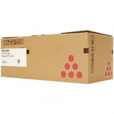 Тонер-картридж для лазерных аппаратов Ricoh тип SPC310E малиновый (407640)Тонер-картриджи для лазерных аппаратов Ricoh<br>Принт-картридж тип SPC310E (2,5K) малиновый Ricoh Aficio SP C231SF/C232SF/C231N/C232DN/C311N/C312DN<br>