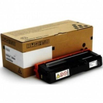 Тонер-картридж для лазерных аппаратов Ricoh тип SP C252HE черный (407716) тонер картридж для лазерных аппаратов ricoh тип sp4100 407649