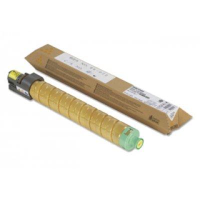 Тонер-картридж для лазерных аппаратов Ricoh тип SP C430E желтый (821205) my weird school goes to the museum level 2