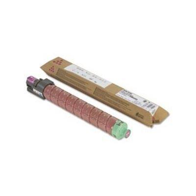 Тонер-картридж для лазерных аппаратов Ricoh тип MP C400E малиновый (842040)Тонер-картриджи для лазерных аппаратов Ricoh<br>Картридж тип MP C400E (10К) малиновый Ricoh Aficio MP C300/C300SR/C400/C400SR<br>