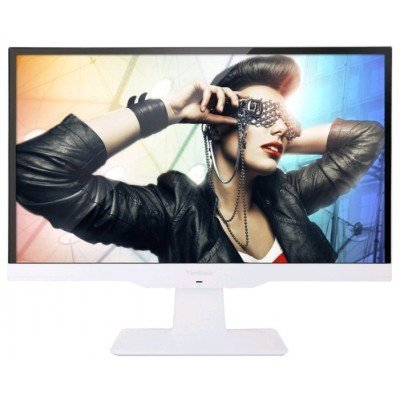 Монитор ViewSonic 21.5 VX2263SMHL белый (VS15701W)