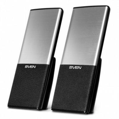 Компьютерная акустика SVEN 249 черный (SV-012533)