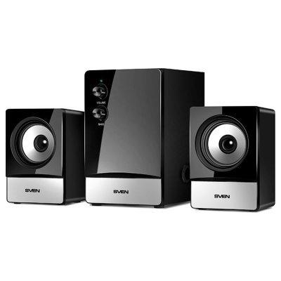 Компьютерная акустика SVEN MS-90 черный (SV-012861) компьютерная акустика sven ms 90 черный sv 012861