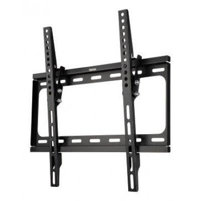 Кронштейн для ТВ и панелей настенный Hama H-118669 23-65 черный (118669) кронштейн для тв и панелей настенный hama h 118669 23 65 черный 118669