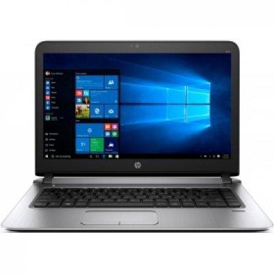 Ноутбук HP Probook 440 G3 (W4N88EA) (W4N88EA)Ноутбуки HP<br>HP Probook 440 G3 UMA i5-6200U DDR4 440 / 14 FHD SVA AG / 4GB 1D DDR4 / 128GB TLC / W7p64W10p / 1yw / Webcam / kbd TP / Intel AC 1x1+BT / FPR<br>