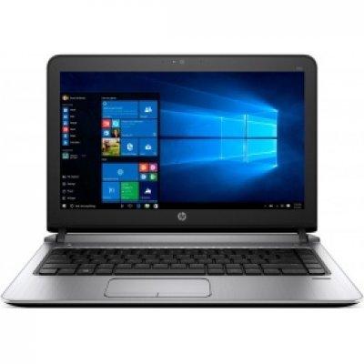 Ноутбук HP ProBook 430 G3 (W4N67EA) (W4N67EA)Ноутбуки HP<br>HP ProBook 430 G3 UMA i3-6100U DDR4 430 / 13.3 HD SVA AG / 4GB 1D DDR4 / 128GB TLC / W7p64W10p / 1yw / Webcam / kbd TP / Intel AC 1x1+BT / FPR<br>