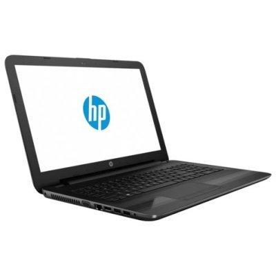 Ноутбук HP 250 G5 (W4N53EA) (W4N53EA)Ноутбуки HP<br>HP 250 G5 UMA Pentium N3710 250 G5 / 15.6 HD SVA AG / 4GB 1D / 128GB Value / Win10HomeEM / DVD+-RW / 1yw / kbd TP / Intel AC 1x1+BT 4.2 / Black / SeaShipment<br>