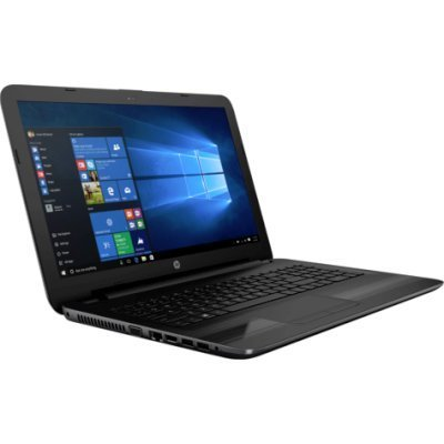 Ноутбук HP 250 G5 (W4M62EA) (W4M62EA)Ноутбуки HP<br>HP 250 G5 UMA Celeron N3060 250 G5 / 15.6 HD SVA AG / 4GB 1D / 1TB 5400 / DOS2.0 / DVD+-RW / 1yw / kbd TP / Intel AC 1x1+BT 4.2 / Black / SeaShipment<br>