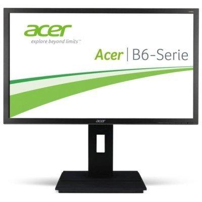 Монитор Acer 21.5 B226HQLymdr (UM.WB6EE.001) темно-серый (UM.WB6EE.001)Мониторы Acer<br>ACER 21.5 B226HQLymdr LED, 1920x1080, 5ms, 250cd/m2, 170°/160°, 100M:1, D-Sub, DVI, Swivel, Pivot, регулировка по высоте, колонки, TCO 6.0, Darkgrey Matt<br>