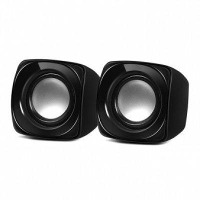 Компьютерная акустика SVEN 120 черный (SV-013493)