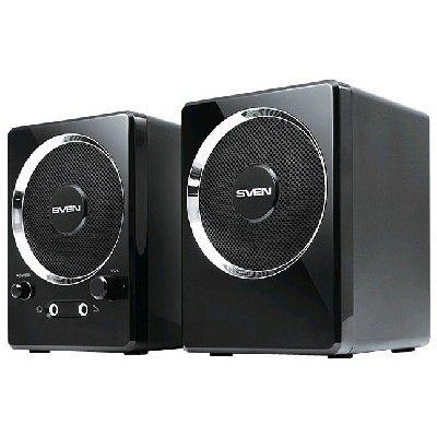Компьютерная акустика SVEN 247 черный (SV-0110247BK)