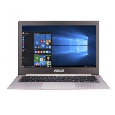 Ноутбук ASUS Zenbook UX303UA (90NB08V3-M03310) (90NB08V3-M03310)Ноутбуки ASUS<br>Asus Zenbook UX303UA i7-6500U 12Gb SSD 256Gb Intel HD Graphics 520 13,3 FHD BT Cam 4300мАч Win10 Розовый(Rose Gold) 90NB08V3-M03310<br>