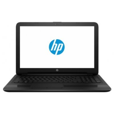 Ноутбук HP 15-ay020ur (W6Y64EA) (W6Y64EA)Ноутбуки HP<br>HP 15-ay020ur 15.6(1366x768)/Intel Pentium N3710(1.6Ghz)/4096Mb/500Gb/noDVD/Int:Intel HD/Cam/BT/WiFi/41WHr/war 1y/2.04kg/jack black/W10<br>