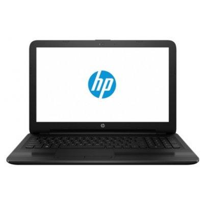 Ноутбук HP 15-ba045ur (X5C23EA) (X5C23EA)Ноутбуки HP<br>HP15-ba045ur 15.6(1366x768)/AMD E-Series E2-7110(1.8Ghz)/4096Mb/128SSDGb/noDVD/Int:Shared/Cam/BT/WiFi/41WHr/war 1y/2.04kg/jack black/DOS<br>