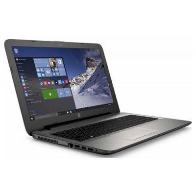 Ноутбук HP 15-ba095ur (X7G45EA) (X7G45EA)Ноутбуки HP<br>HP15-ba095ur 15.6(1920x1080)/AMD A10 9600(2.4Ghz)/12288Mb/128SSDGb/DVDrw/Ext:AMD Radeon R7 M440(4096Mb)/Cam/BT/WiFi/41WHr/war 1y/2.04kg/turbo silver/W10<br>