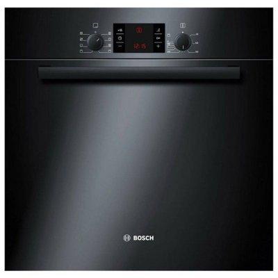 Электрический духовой шкаф Bosch HBA43T360 (HBA43T360)Электрические духовые шкафы Bosch<br>электрическая независимая духовка<br>59.5 х 59.5 x 51.5 см<br>утапливаемые переключатели<br>класс A по энергопотреблению<br>сенсорный дисплей<br>телескопические направляющие<br>конвекция<br>гриль<br>защита от детей<br>