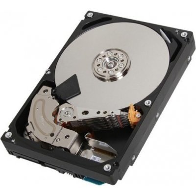 Жесткий диск серверный Toshiba 6Tb MG04SCA60EE (MG04SCA60EE), арт: 238999 -  Жесткие диски серверные Toshiba