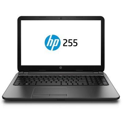 Ноутбук HP 255 G5 (W4M74EA) (W4M74EA)Ноутбуки HP<br>HP 255 G5 15.6(1366x768 (матовый))/AMD E-Series E2-7110(1.8Ghz)/2048Mb/500Gb/DVDrw/Int:AMD Radeon R2/Cam/BT/WiFi/31WHr/war 1y/2.1kg/Black/DOS<br>