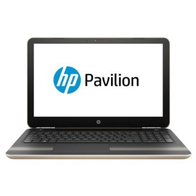 Ноутбук HP Pavilion 15-au030ur (X7G16EA) (X7G16EA)Ноутбуки HP<br>HP Pavilion 15-au030ur 15.6(1920x1080)/Intel Core i5 6200U(2.3Ghz)/12288Mb/1000+8SSDGb/DVDrw/Ext:nVidia GeForce 940MX(2048Mb)/Cam/BT/WiFi/41WHr/war 1y/2.2kg/modern gold/W10<br>