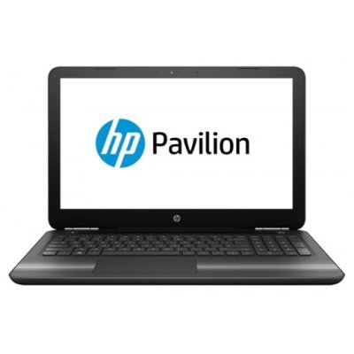 Ноутбук HP Pavilion 15-au006ur (F4V30EA) (F4V30EA)Ноутбуки HP<br>HP Pavilion 15-au006ur 15.6(1920x1080)/Intel Core i3 6100U(2.3Ghz)/8192Mb/1000Gb/DVDrw/Ext:nVidia GeForce 940MX(2048Mb)/Cam/BT/WiFi/41WHr/war 1y/2.2kg/onix black/W10<br>