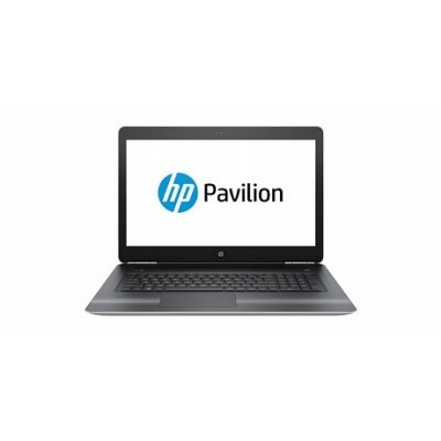 Ноутбук HP Pavilion 17-ab001ur (W7T31EA) (W7T31EA)Ноутбуки HP<br>HP Pavilion 17 (Gaming) 17-ab001ur 17.3(1920x1080)/Intel Core i5 6300HQ(2.3Ghz)/8192Mb/1000Gb/DVDrw/Ext:nVidia GeForce GTX960M(2048Mb)/Cam/BT/WiFi/62WHr/war 1y/2.75kg/natural silver/W10<br>