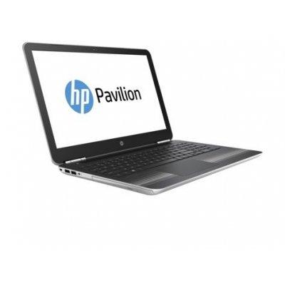 Ноутбук HP Pavilion 15-aw030ur (X7H89EA) (X7H89EA)Ноутбуки HP<br>HP Pavilion 15-aw030ur 15.6(1920x1080)/AMD A10 9600(2.4Ghz)/8192Mb/1000Gb/DVDrw/Ext:AMD Radeon R7 M440(4096Mb)/Cam/BT/WiFi/41WHr/war 1y/2.2kg/natural silver/W10<br>