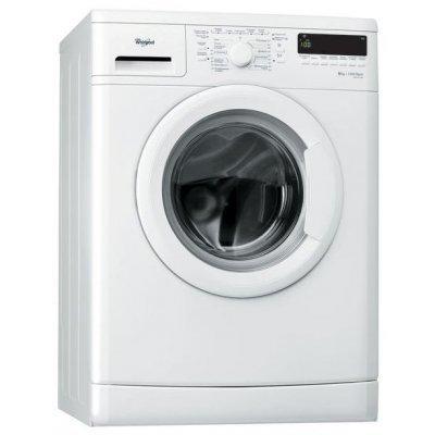 Стиральная машина Whirlpool AWW 61000 белый (AWW 61000)Стиральные машины Whirlpool<br>отдельно стоящая стиральная машина 60x45x85 см фронтальная загрузка cтирка до 6 кг класс энергопотребления: A+++ электронное управление отжим при 1000 об/мин защита от протечек<br>