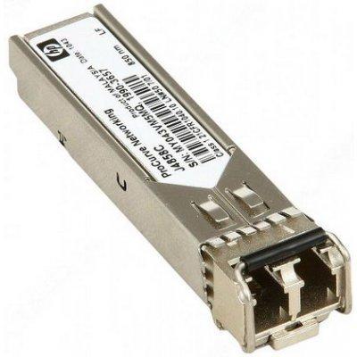 Трансивер HP ProCurve Gigabit SX-LC Mini-GBIC / J4858C (J4858C) кабель hp premier flex lc lc om4 2f 5m cbl qk734a