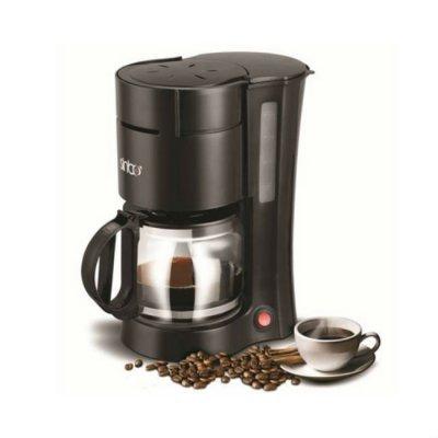 Кофеварка Sinbo SCM 2940 черный (SCM 2940B)Кофеварки Sinbo<br>капельная кофеварка<br>для молотого кофе<br>постоянный/одноразовый фильтр<br>корпус из пластика<br>