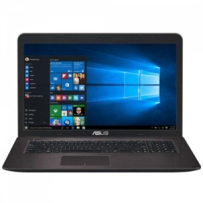 Ноутбук ASUS K756UJ (90NB0A21-M00890) (90NB0A21-M00890) ноутбук asus k756uj 90nb0a21 m00890