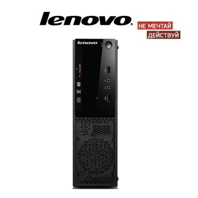 Настольный ПК Lenovo IdeaCentre S510 SFF (10KY0036RU) (10KY0036RU)Настольные ПК Lenovo<br>Настольный ПК Lenovo S510 SFF Core i3-6100 (3,7GHz) 4GB 500GB Intel HD DVD±RW No_Wi-Fi USB KB&amp;amp;Mouse Win7 Pro64 preload+Win8.1 Pro64 RDVD/licence 3Y carry-in<br>
