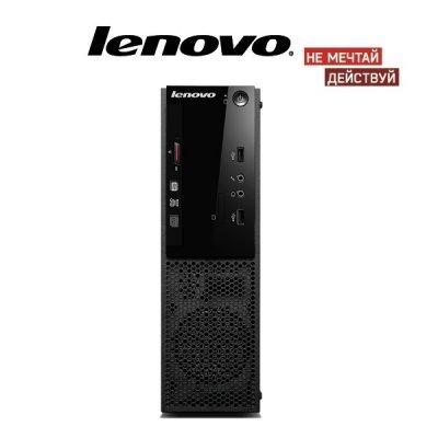 Настольный ПК Lenovo IdeaCentre S510 SFF (10KY0033RU) (10KY0033RU)Настольные ПК Lenovo<br>Настольный ПК Lenovo S510 SFF Core i3-6100 (3,7GHz) 4GB 500GB IntelHD DVD±RW No_Wi-Fi USB KB&amp;amp;Mouse DOS 3Y carry-in<br>