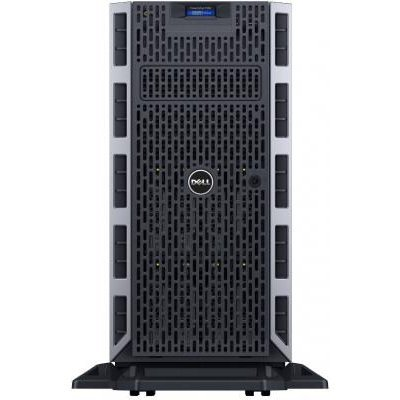 Сервер Dell PowerEdge T330 (T330-AFFQ-02T) (T330-AFFQ-02T)Серверы Dell<br>Tower no HDD caps/ no CPU(E3-1200v5)/ HS/ no memory(4)/ no controller/ noHDD UpTo8LFF HotPlug/ DVDRW/ iDRAC8 Ent/ 2xGE/ no RPS(2up)/ Bezel/ 3YBWNBD<br>