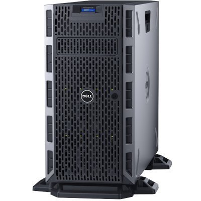 Сервер Dell PowerEdge T330 (T330-AFFQ-01T) (T330-AFFQ-01T)Серверы Dell<br>Tower no HDD caps/ no CPU(E3-1200v5)/ HS/ no memory(4)/ H330/ noHDD UpTo8LFF HotPlug/ DVDRW/ iDRAC8 Ent/ 2xGE/ 1xRPS495W(2up)/ Bezel/ 3YBWNBD<br>