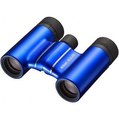 Бинокль Nikon 8x 21мм Aculon T01 синий (BAA803SB) (BAA803SB)